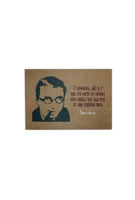 Lâmina Sartre - Tertúlia Produtos Literários
