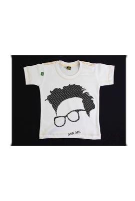 Camiseta Infantil The Smiths Branca - Tertúlia Produtos Literários