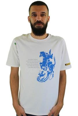 Camiseta Ogum Branca - Tertúlia Produtos Literários