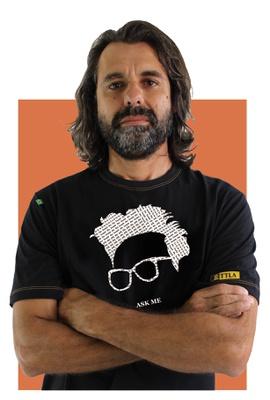 Camiseta The Smiths Preta - Tertúlia Produtos Literários