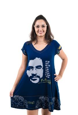 Vestido Renato Russo Marinho - Tertúlia Produtos Literários