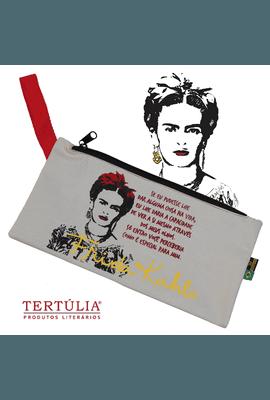 Nécessaire Frida Kahlo - Tertúlia Produtos Literários
