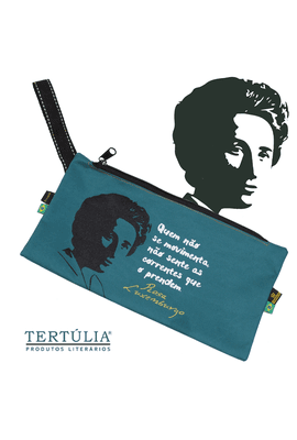 Nécessaire Rosa Luxemburgo - Tertúlia Produtos Literários