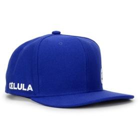 Boné Snapback - Azul - CÉLULA Company