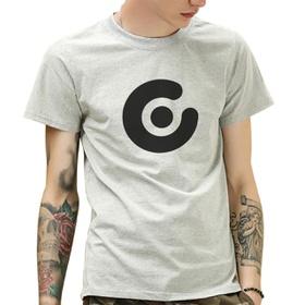 Camiseta Basic - Cinza Mescla - CÉLULA Company