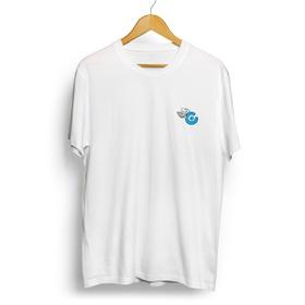 Camiseta Log Fly - Branco - CÉLULA Company