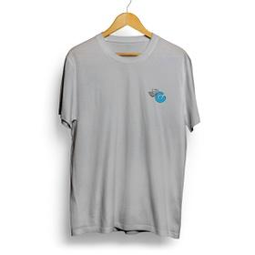Camiseta Log Fly - Cinza - CÉLULA Company