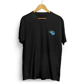 Camiseta Log Fly - Preto - CÉLULA Company