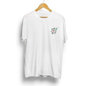 Camiseta Splash - Branco - CÉLULA Company