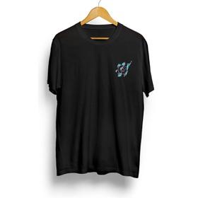 Camiseta Splash - Preto - CÉLULA Company