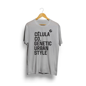 Camiseta Urban - Cinza - CÉLULA Company