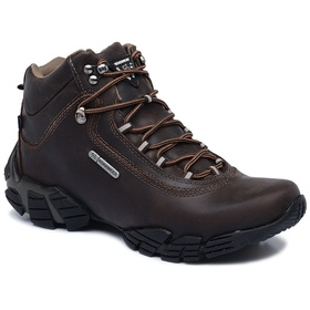 Bota Adventure Gogowear 100% Couro ref Everest cor... - Loja Gogowear