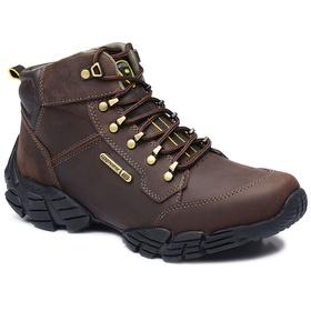 Bota Coturno Adventure Gogowear 100% Couro ref Tib... - Loja Gogowear