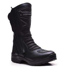 Bota Tática Militar Cano Alto Gogowear 100% Couro ... - Loja Gogowear