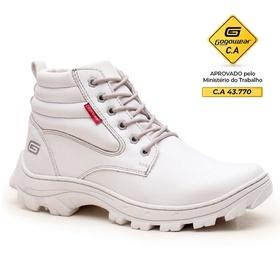 Bota Coturno Segurança EPI CA Gogowear 100% Microf... - Loja Gogowear