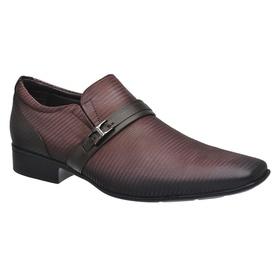 Sapato Social Jota Pe Vinho Air Phoenix - 78701 V - MADOK