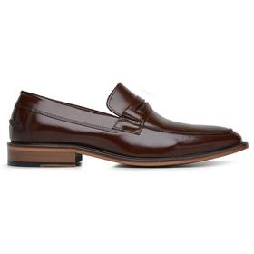 Sapato Social Couro Mouro Premium - 24536 M - MADOK