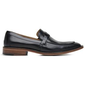Sapato Social Couro Preto Premium - 58850 P P - MADOK