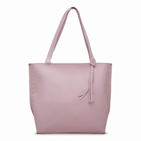 Bolsa Feminina Sacola Bag Rosa - B Rosa SM - MADOK