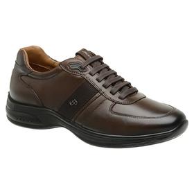 Sapato Jota Pe Marrom 4K Technology - 75800 M - MADOK