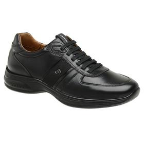 Sapato Jota Pe Preto 4K Technology - 75800 P - MADOK