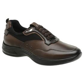 Sapato Jota Pe Marrom 4K Technology - 75803 M - MADOK