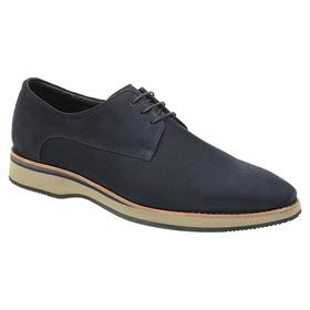 Sapato Casual Madok Nobuck Marinho - 76563 AZ - MADOK