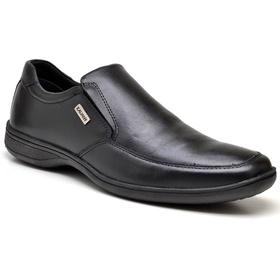 Sapato Social Masculino Preto Couro - 548 PT - MADOK