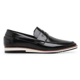 Sapato Casual Preto Loafer - 24513 P - MADOK