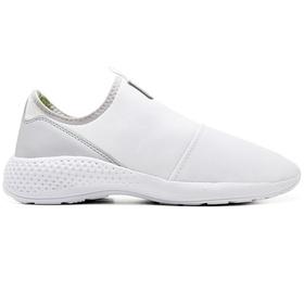 Tênis Sapatilha Branco Conforto - 15006 B - MADOK