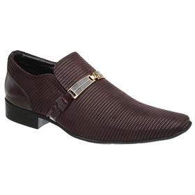 Sapato Social Jota Pe Vinho Air Phoenix - 72383 - MADOK