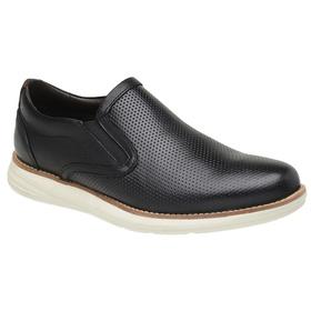 Sapato de Couro Preto Biodensidade Madok - 9402 - MADOK