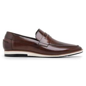 Sapato Casual Couro Whisky 24513W - 24513 W - MADOK