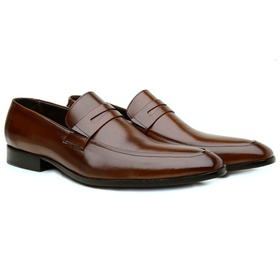 Sapato Social Havana Wood - 60072 HV - MADOK