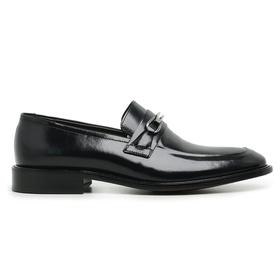 Sapato Social Couro Preto Premium - 21512 - MADOK