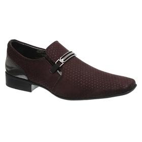 Sapato Social Jota Pe Vinho Air Phoenix - 73151 - MADOK