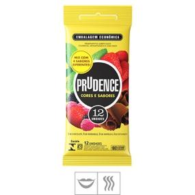 Preservativo Prudence Cores e Sabores 12un (00380) - Padrã... - atacadostar.com.br