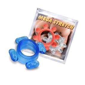 Anel Peniano Aromatizado Mega Stretch (00683) - Padrão - atacadostar.com.br