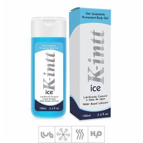 Lubrificante K-Intt Ice 100ml (15793) - Padrão - atacadostar.com.br