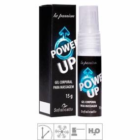 Retardante La passion Power Up 15g (17170) - Padrão - atacadostar.com.br