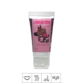Gel Para Sexo Oral Lambisomen 15ml (17364) - Chocolate - atacadostar.com.br