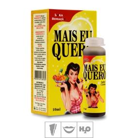 *PROMO - Gel Para Sexo Oral Mais Eu Quero 10ml Validade 04/2... - atacadostar.com.br