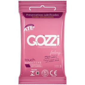 Preservativo Gozzi Feeling 3un Validade 02/22 (17564) - Padr... - atacadostar.com.br