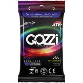 Preservativo Gozzi Sensation 3un Validade 02/22 (17566) - Pa... - atacadostar.com.br