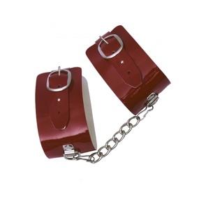 Algema Bracelete Verniz Dominatrixxx (DX1010-ST695) - Vermel... - atacadostar.com.br
