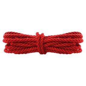 Corda Shibari 5m Dominatrixxx (DX1752-ST692) - Vermelho - atacadostar.com.br