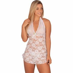 Camisola Norminha (LK560) - Branco - atacadostar.com.br