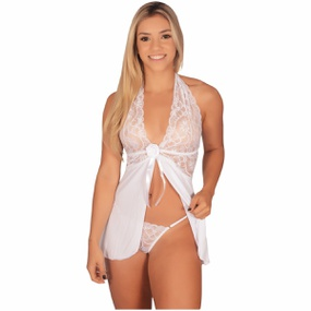 Camisola Ryanna (LK567) - Branco - atacadostar.com.br