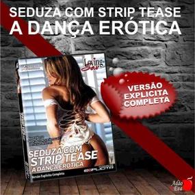 DVD Seduza Com Strip Tease (LOV06-ST282) - Padrão - atacadostar.com.br