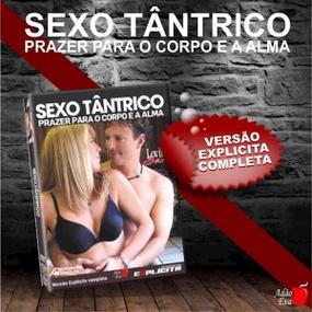 DVD Sexo Tântrico Prazer Para O Corpo E Alma (LOV09-ST282) -... - atacadostar.com.br